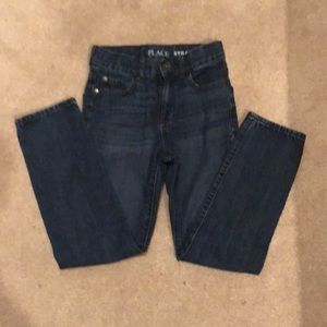 Children's Place size 10 straight jeans